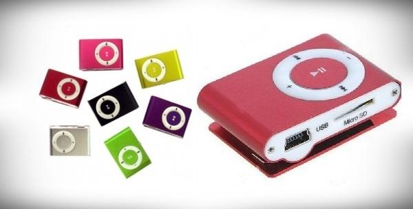 iPod Style MP3 Player -  uživajte u svojim najdražim pjesmam