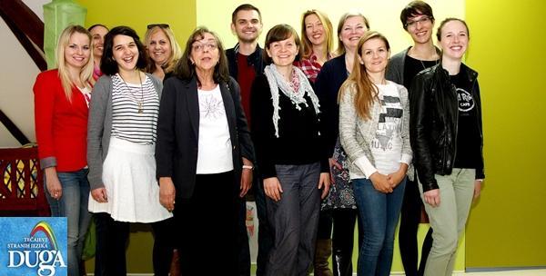 Njemački - tečaj B2 za polaganje ispita Goethe Instituta