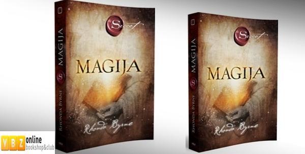 Knjiga Magija, Rhonda B. - naučite sve o zahvalnosti