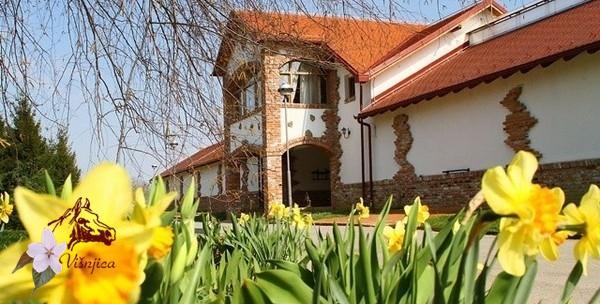 Pustara Višnjica - europska destinacija izvrsnosti 2 dana