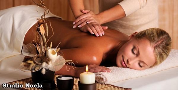 Aromaterapija tijela - masaža tijela i termo deka