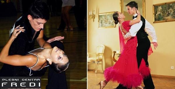 Početni tečaj latinoameričkih i društvenih plesova za djecu