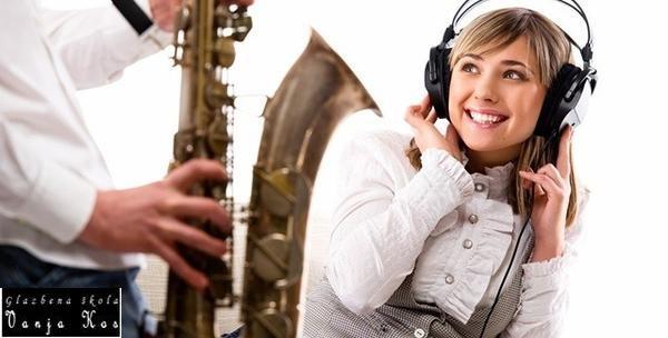 1. razred osnovne glazbene škole - saksofon, flauta