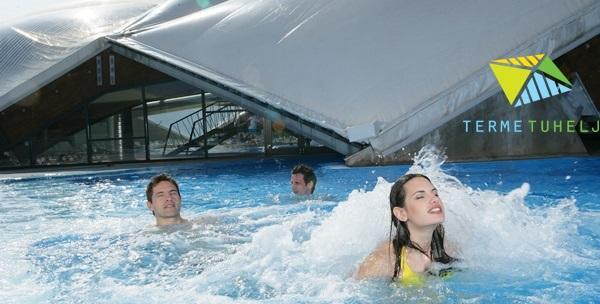 Terme Tuhelj - cjelodnevno kupanje u Vodenom planetu