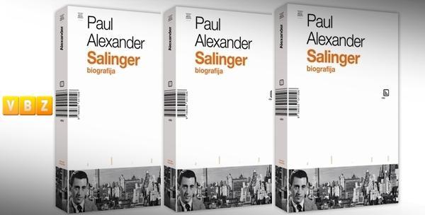 Knjiga Salinger biografija-biografija autora