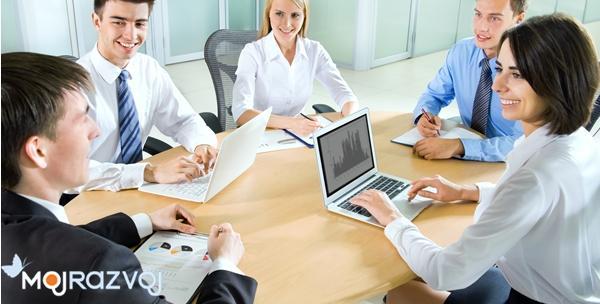 Razvoj poslovnih vještina - online edukacija za poduzeća