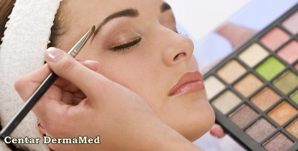 Radionica šminkanja - naučite osnove šminkanja