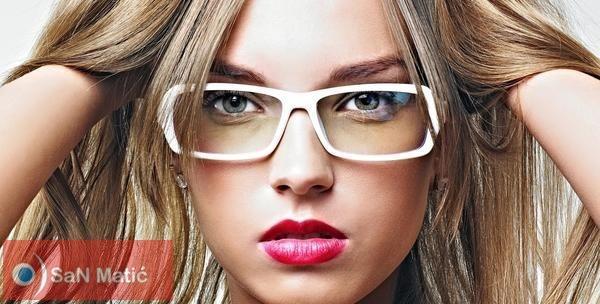 Dioptrijski okviri i naočalne leće - voucher u iznosu 49kn