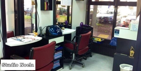 Pramenovi po izboru, šišanje, frizura + maska, preljev