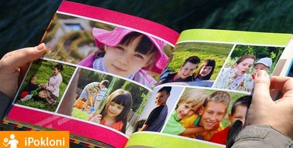 Fotoknjiga - 30 stranica tvrdog uveza formata 20 x 20 cm