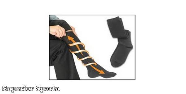 Kompresijske čarape Flight socks za žene i muškarce