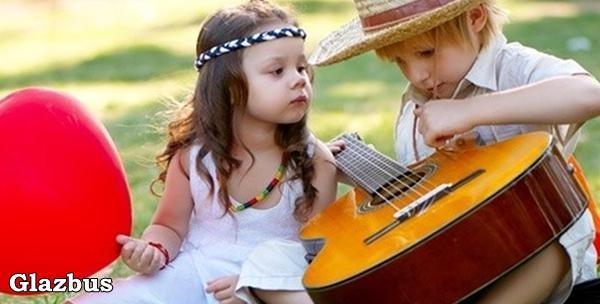 Glazbena škola za djecu od 3 do 7 godina - 1mj