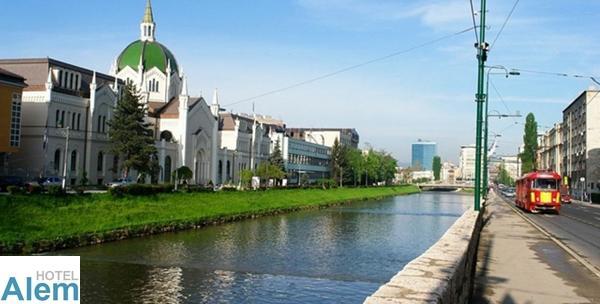Sarajevo - 3 dana s doručkom za dvoje u Hotelu Alem***