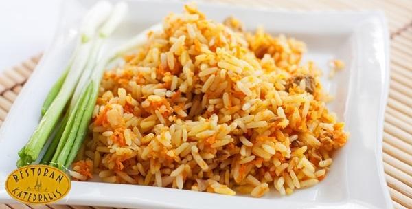 Crni rižoto od sipe, rižoto od kozica ili tjestenina