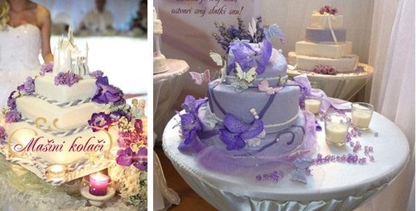 Svadbena torta - birajte između 5 vrsti torti