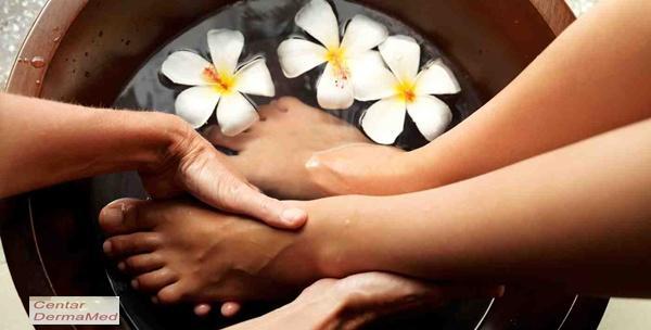 Medicinska pedikura i manikura