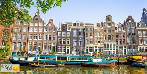 Amsterdam - 5 dana s doručkom za dvoje