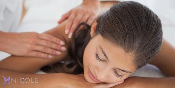 Parcijalna masaža dijela tijela po izboru