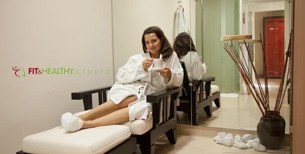 Wellness dan za 1 ili 2 osobe - sauna, masaža, tretman lica