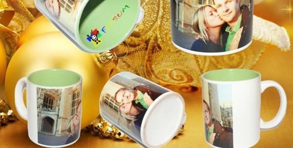 Magic šalica ili šalica s fotografijom i natpisom