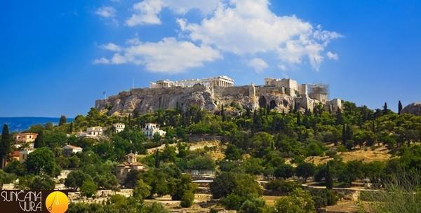 Atena s avionom - 4 dana, doručak, hotel***, pristojbe/dvoje