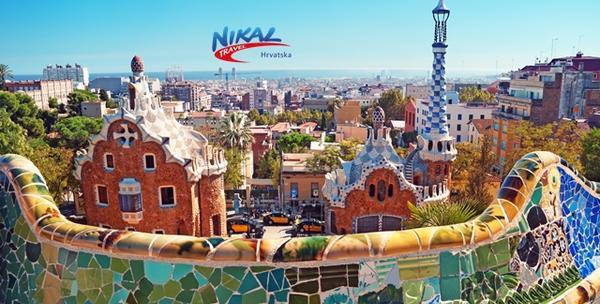 Španjolska tura - 8 dana, let, smještaj i doručak u hotelima