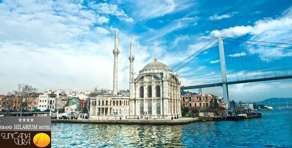 Istanbul**** - 5 dana,hotel, doručak, avion, pristojbe/dvoje