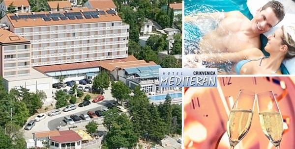 Nova Godina u Crikvenici, Hotel Mediteran*** - 4 dana
