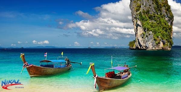 Tajland tura**** - 9 dana uz let, smještaj i doručak