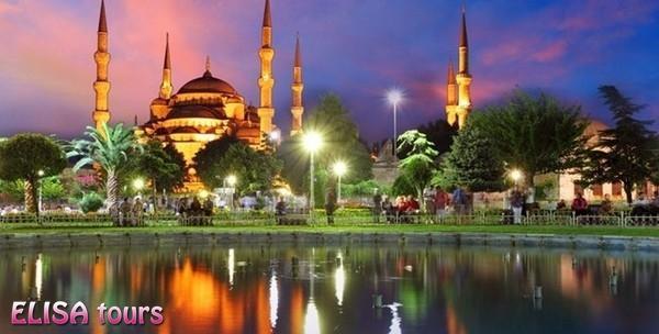 Nova Godina u Istanbulu, garantirani polazak - 6 dana i bus