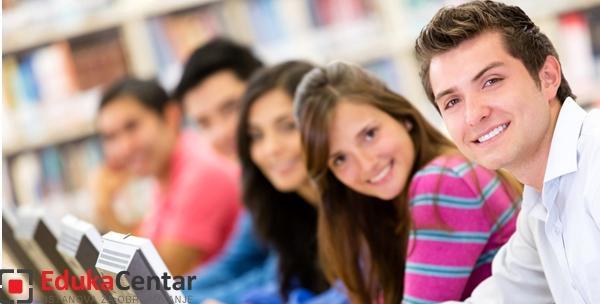 Engleski jezik razine B1/1 u trajanju 60 školsih sati