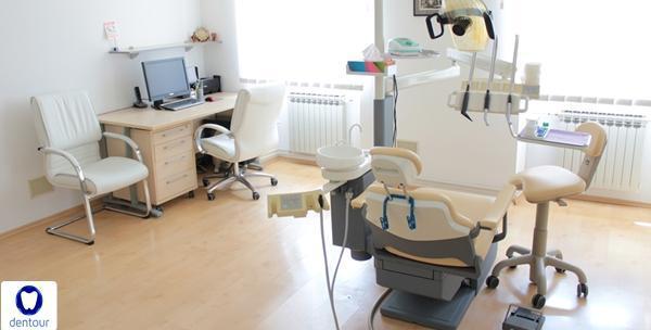 Stomatološki pregled, čišćenje zubnog kamenca i poliranje