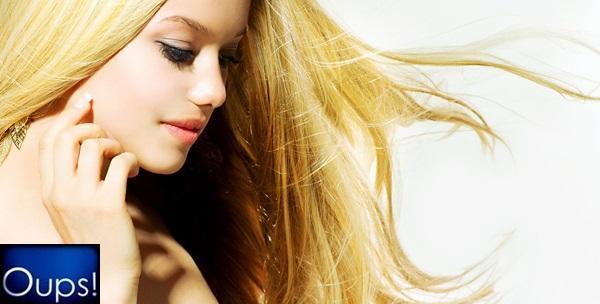 Šišanje, pranje kose, fen frizura i maska od rižinog ulja