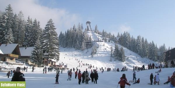 Skijanje na Vlašiću - 6 dana s polupansionom za 1 osobu