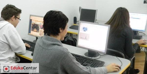 MS Excel - naperdni tečaj u trajanju 20 školskih sati