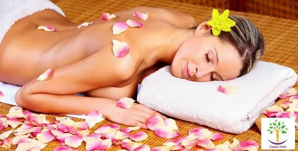 Ashiatsu masaža u trajanju 60 minuta