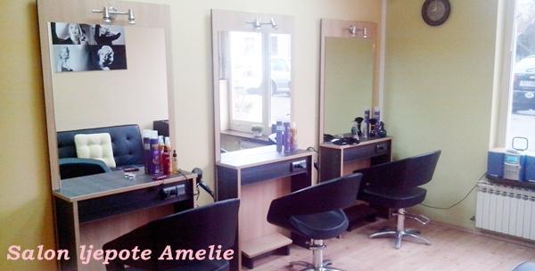 Botoks, šišanje, fen frizura i pranje kose