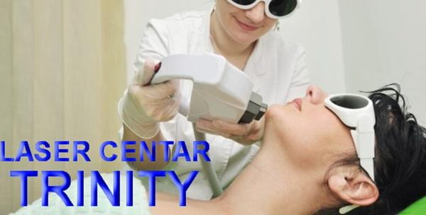 Laserska epilacija nausnice, brade, podbratka i obraza