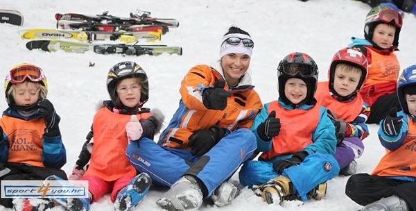 Škola skijanja na Sljemenu za djecu i odrasle, 2 dana s uključenom opremom za 399kn!