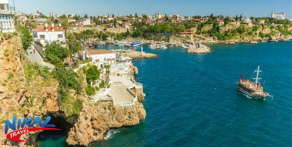 Istanbul, Antalija, Troja i Efez - 8 dana, let, doručak