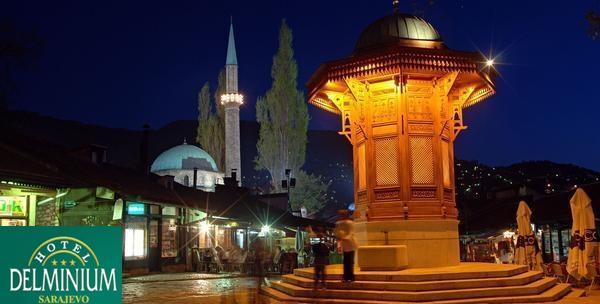 Hotel Delminium***, Sarajevo - 3 dana za dvije osobe