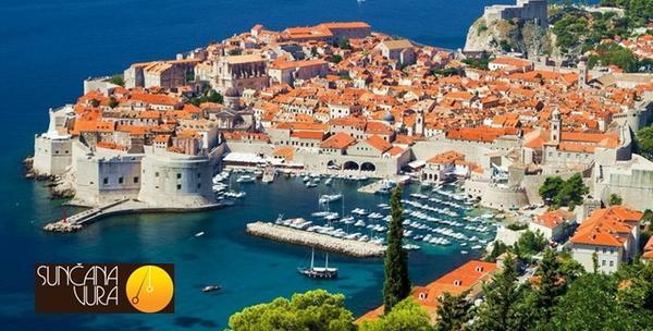 Dubrovnik*** - 5 dana s doručkom i povratnim letom za dvoje