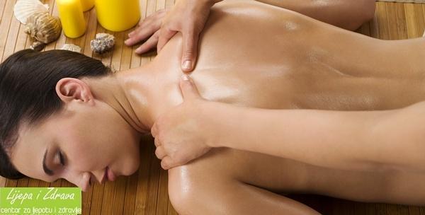 Parcijalna  ili anticelulitna masaža