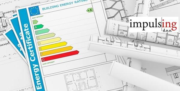 Energetski certifikat - izrada za stan ili kuću