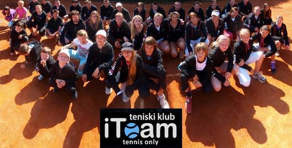 Tenis za djecu i odrasle - mjesec dana treniranja s opremom