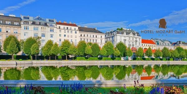 Beč, Hotel Mozart*** - 3 dana za dvije osobe s doručkom