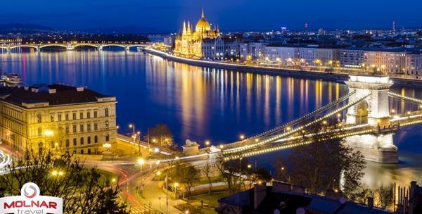 Budimpešta, Dan žena, garantirani polazak 7. i 8.3. za 1