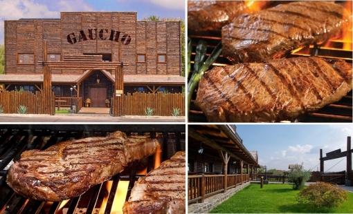 Večera za dvoje u Gaucho Americano Steak Houseu za samo 150 kn - uživajte u savršenom meniju i odličnoj atmosferi Divljeg zapada
