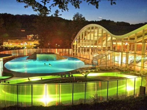Noćenje s doručkom za dvoje u hotelu sa 4 zvjezdice Spa&Golf Resorta Sveti Martin uz korištenje bazena + 50% popusta na svijet sauna