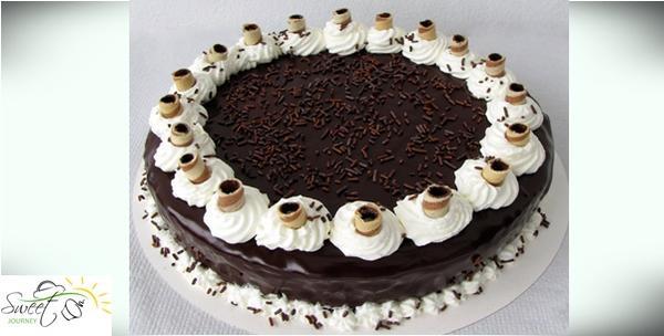 Čokoladna torta - velika, promjera 26cm